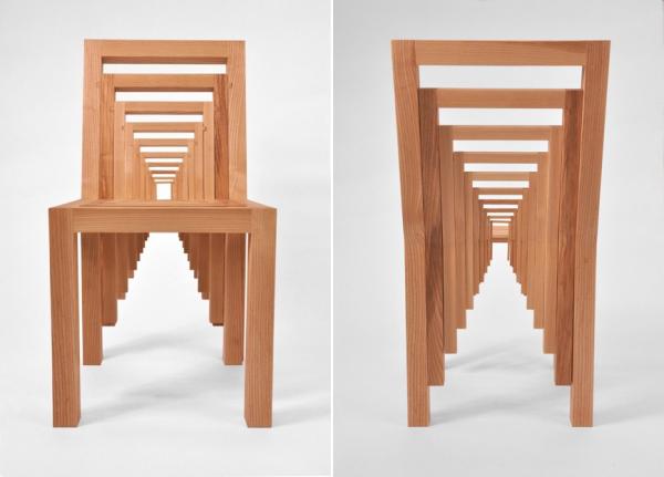 cadeiras arte