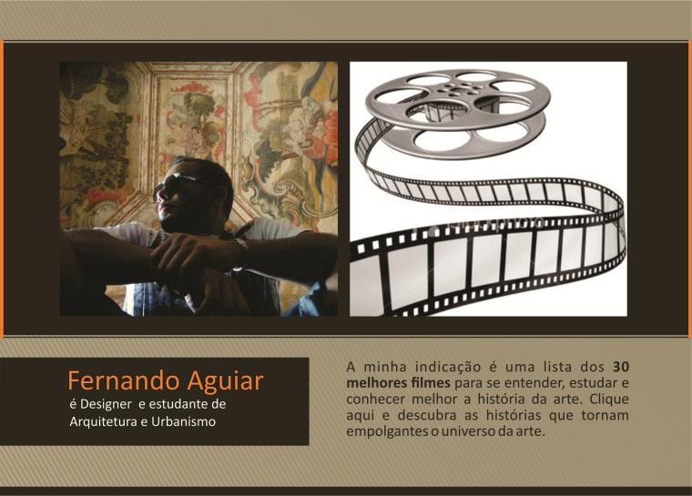 Fernando Aguiar e os 30 filmes