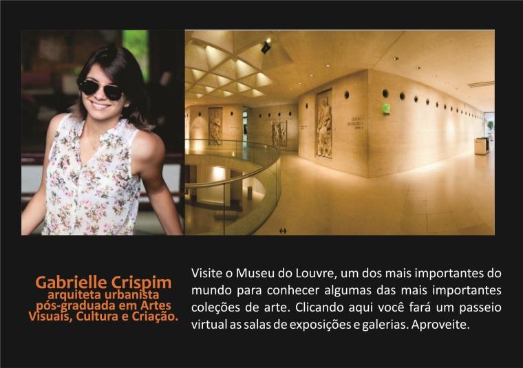 Gabrielle e Louvre