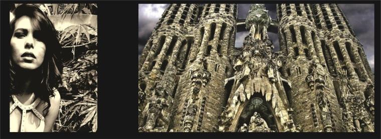 Gaudi post