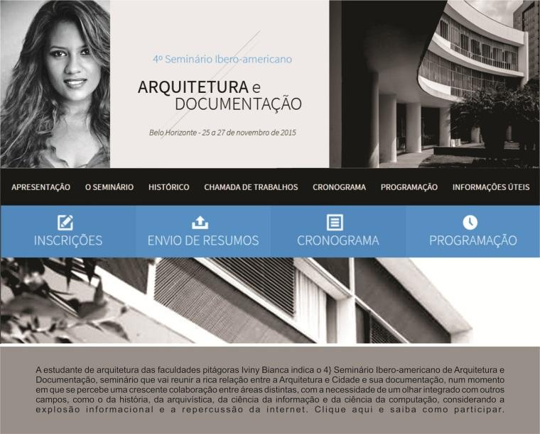 Seminário page